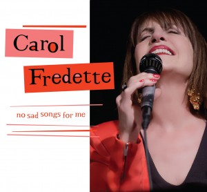 CarolFredette_CD Cover